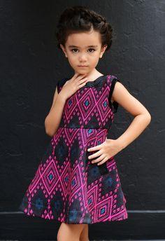Bohemian #kids #fashion