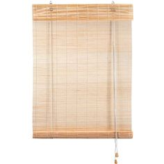 Rolgordijn bamboe - naturel - 150x180 cm | Leen Bakker