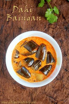 ... Recipes on Pinterest | Achari baingan, Eggplant curry and Eggplants
