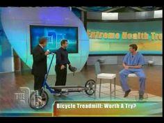 Treadmill Bike on The Doctors TV