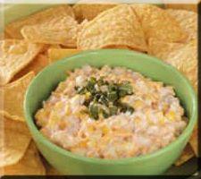 Las recetas de Mary - Dips de atun y maiz