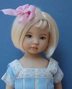 .Diana Effner doll.