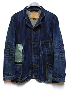 OLD JOE & CO.,オールドジョー,RIVETED SACK JACKET「DIVERSE」