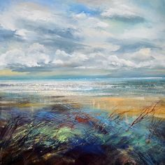 Sue's prints are wonderful reproductions of her original artworks. Giclee prints provide the beautiful colours and textures of Sue's original pieces. Beautiful Paintings, Countryside, Giclee Print, Original Artwork, Coastal, Waves, Colours, Sea, Bude