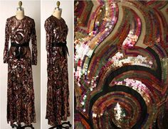 Mainbocher 1937. The Met Museum is Hoarding some Seriously Good Holiday Party Dresses | Messy Nessy Chic