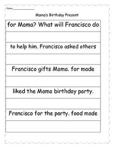 scrambled sentences worksheets 1st grade unscramble words worksheets 1st grade first sight. Black Bedroom Furniture Sets. Home Design Ideas