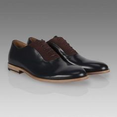Paul Smith Shoes | Navy Laszlo Shoes