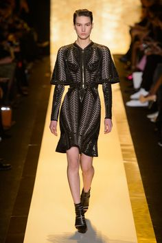 Dress: 3.4 || Hervé Léger by Max Azria