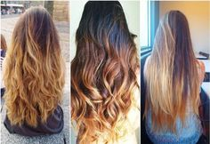 love ombre hairstyles