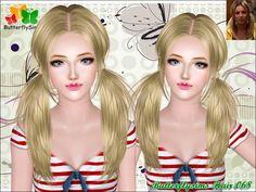 Hair idea - butterfly sims