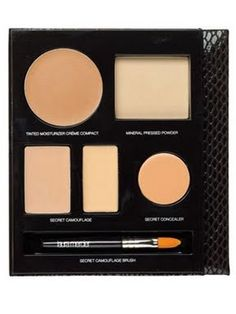 Laura Mercier The Flawless Face Book Portable Complexion Palette