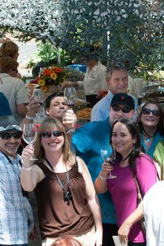 Here's to the #SantaBarbara #Wine Festival 2015