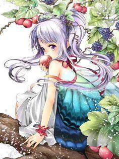young princess ballgown anime - Google Search