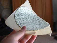Simple Dollhouse Rug Tutorial by Amazing Miniatures, via Flickr