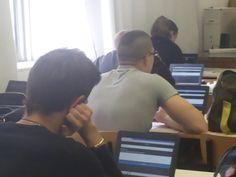 A projekt utolsó lépéseként számonkérésre került sor. A Socrative nevű alkalmazás segítségével a tanulók számítógépes tesztet töltöttek ki a az elsajátított ismeretanyagból. A teszt feleletválasztós és nyílt végű kérdéseket egyaránt tartalmazott.