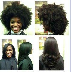 Beautiful natural hair shrinkage is real yall!!!!!!!!!!!!!!!!!!