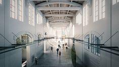 Galeria de Kengo Kuma & Associates e OODA vencem concurso para a Renovação e Reconversão do Antigo Matadouro do Porto, em Portugal - 22