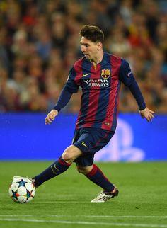 Lionel Messi Photos - FC Barcelona v FC Bayern Muenchen - UEFA Champions League Semi Final - Zimbio