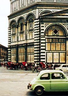 Fiat 500 Florence 1968     #TuscanyAgriturismoGiratola