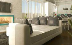 Sofa, Couch, Home Interior Design, Furniture, Home Decor, Settee, Settee, Decoration Home, Room Decor