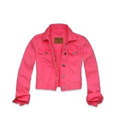 Bettys Hidden Hills Jacket  I love it. Neon!