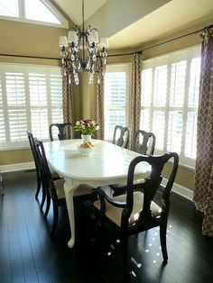 Queen Anne Dining Table Rehabi Like The In White Not