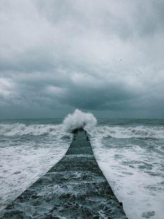 Ocean storm | NIKINWALL | VSCO