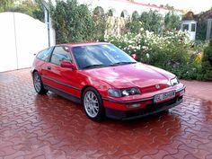 1989 Honda CRX.