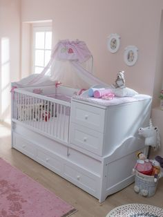 [New] The 10 Best Home Decor Today (with Pictures) Baby Room Set, Baby Room Decor, Nursery Room, Wedding Night Room Decorations, Baby Room Storage, Wood Bunk Beds, Baby Corner, Baby Girl Nursery Themes, Diy Crib
