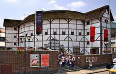 LONDON - Globe Theater did the tour. Would love to see a play there.