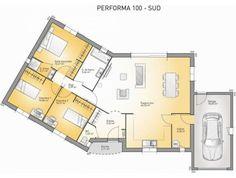 Modèle de maison Performa 100 : Photo 1