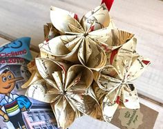kusudama ball decoration