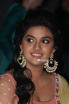 Keerthi hot