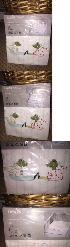 Duvet Covers and Sets 134278: Ikea Fabler Groda Frog Duvet And Case Crib Toddler Sealed Discontinued -> BUY IT NOW ONLY: $32.99 on eBay!