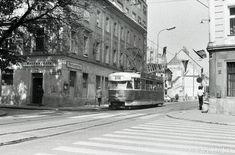 Bratislava, Public Transport, Transportation, Street View, Google