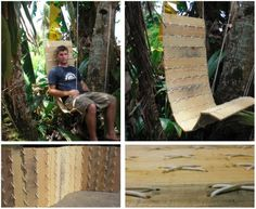Download your free PDF tutorial to build this pallet hanging chair!