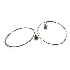Amy Tavern Large Circle Earrings ztave-9