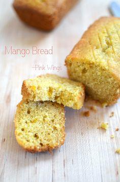 Gina Chong: Mango Bread