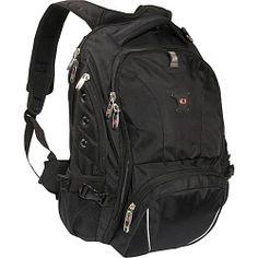 Swiss Gear computer backpack Black - $35.19 (eBags)