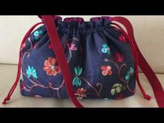 Coudre un sac pratique pour tout les jours Tuto Couture Madalena - YouTube
