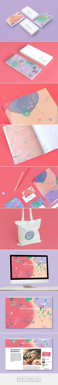 The Shoe Alternative Branding by Copeland, Mahoney & Bulmer | Fivestar…