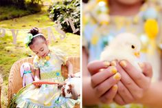 Whitney Hartmann Blog - Bunnies and Chicks Spring Easter Sessions