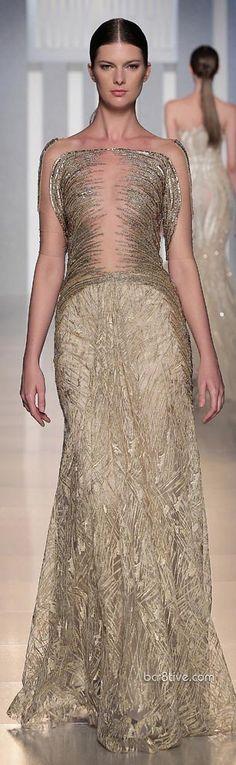 Tony Ward Haute Couture Fall Winter 2013 #fashion