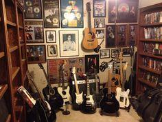 My Music, Art & Library Room~