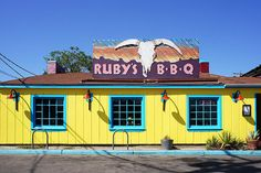 Ruby's BBQ Texas