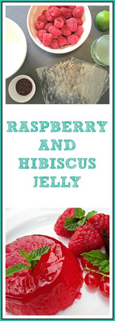 Everyone we know loves Jelly. From birthday parties to sherry trifles, it makes a fabulous dessert. Most of us have made the shop bought version, but have you ever thought about making your own? Follow our simple recipe, and make our fabulous Raspberry and Hibiscus Jelly - it's super easy, the children made these ones!