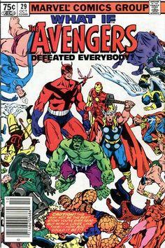 what if marvel comics | What If? Vol 1 29 - Marvel Comics Database