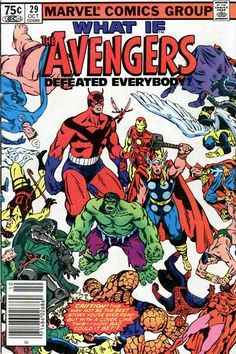 what if marvel comics | What If? Vol 1 29 - Marvel Comics Database
