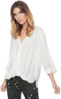 Stella Surplice Top