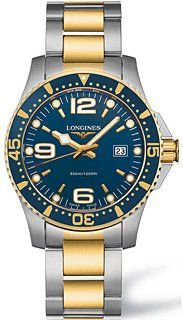 Longines Watches Longines Sport Collection Hydroconquest Water Resisitant 1000 feet Men's Watch >>$1,250.00<< | Your #1 Source for Watches and Accessories...